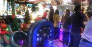 Çocuk Eğlence Merkezi Fun Time Alaçatı açıldı