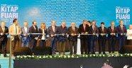 Cumhurbaşkanı Recep Tayyip Erdoğan, Uluslararası CNR Kitap Fuarı'nı açtı