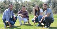 Ege Üniversitesi öğrencileri tarafından yenilendi