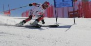 Erciyes Kayak Merkezi'nde Erciyes Cup Heyecanı