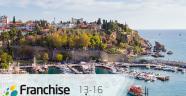 Franchise Expo Eurasia 13-16 Nisan'da Antalya'da