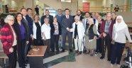 MÜSİAD İzmir'den Anlamlı Ziyaret