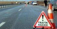 Trafik kazası sayısı  yüzde 9,9 azaldı