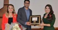 Yılın Girişimci İş Kadını Ödülü Gülçin Güloğlu'na