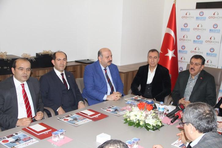 Bakan Tüfenkci'den 40 Bin Araç Sahibine Müjde!