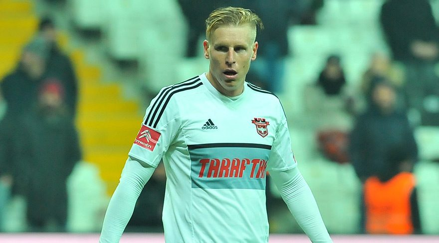 Gaziantepsporlu futbolcu Frantisek Rajtoral intihar etti