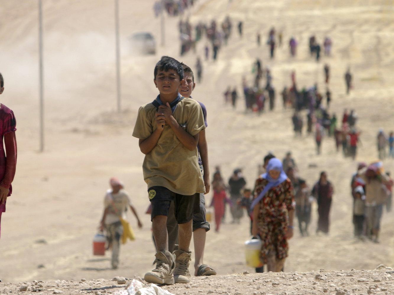Suriyeli mülteciler gündemden düşmüyor