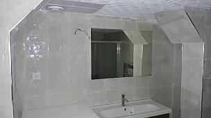 İzmir konak Zafertepe Mahallesi 100 m2, 2+1 bodrum katta kiralık daire