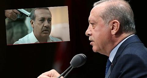 Uyanış filmindeki skandal sahne, Erdoğan'ın başına silah dayadılar
