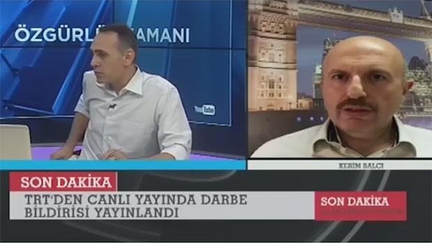 Cemaat darbe gecesi Erdoğan'ın çağrısını böyle öğrendi