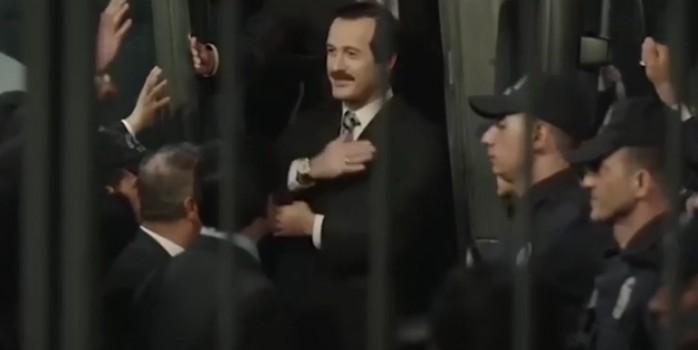Erdoğan'ın hayatının konu edildiği Reis filminin yeni fragmanı yayınlandı.