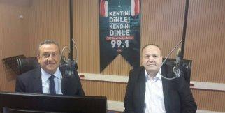 TRT KENT RADYO-YUNUS KARAKAYA / İZMİR'İN RENKLERİ-MUSTAFA TOSUN