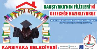 Karşıyaka'nın Filizlerine ünlü desteği